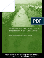 Yoshiaki Nishida, Ann Waswo - Farmers-and-Village-Life-in-Japan