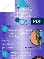 Drone Technology Course Presentation