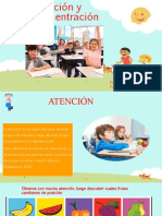 PPT atencion y concentración