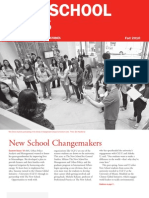 The New School for General Studies / Alumni Newsletter Fall 2010