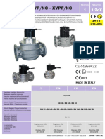 madas ATEX valve
