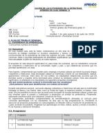 PLANIFICACIÓN  SEMANA 13- PRIMER GRADO