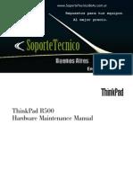 191 Thinkpad r500