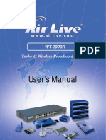 Airlive Router