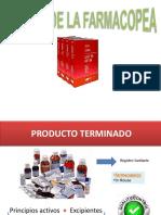 Tema 4 Farmacopea Usp - Presentacion Cc