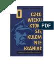 Janina Broniewska – O człowieku który się kulom nie kłaniał – 1978 (zorg)