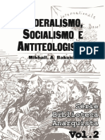 federalismo, socialismo e antiteologismo