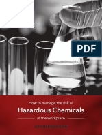 How to Manage the Risk of Hazardous Chemicals in the Workplace.2