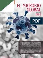 El microbio global y el futuro a corto
