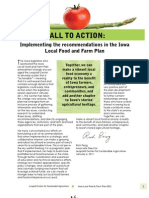 Iowa Local Food and Farm Plan