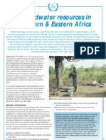 Groundwater Africa