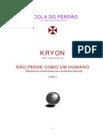 Livro 02 - Não pense como um humano