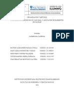 2da Entrega Organización y Metodos