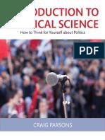 Craig Parsons - Introduction to Political Science (2016, Parsons, Craig., Pearson College Div) - libgen.lc.pdf