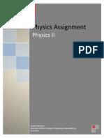 Report-Template-Physics-II