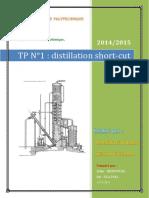 TP Distillation 1 ShortCut.pdf