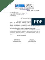 ASOCIACION JUDICIAL DE ENTRE RIOS