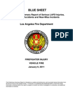 LAFD Blue Sheet 2011-01-09 Incident 1140