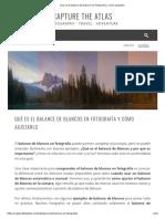 Qué es el balance de blancos en fotografía y cómo ajustarlo.pdf