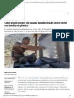Cinco grados menos con un aire acondicionado casero hecho con botellas de plástico _ Planeta Futuro _ EL PAÍS.pdf