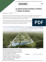 'Smart Forest City', un colosal proyecto botánico en México que incluye más de 7 millones de plantas - Cultura Inquieta.pdf