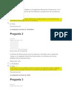 evaluacion unidad 2 business plan