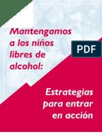 mantengamos a los niños libres de alcohol