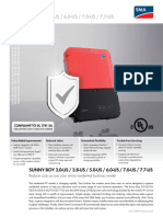 SB30-77-US-DUS184327W Data Sheet