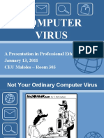All About Computer Viruses