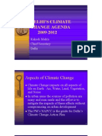 Climate Agenda Delhi