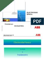 Electricidad-basica-leyes y fundamentos