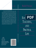 Education, Teaching and the Practical Life.pdf
