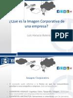 Imagen e Identidad Corporativa M6