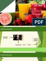 presentacion procesos industriales-zumos