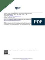 Erratum- Capta versus Data - Methos and Evidence in Comunicology