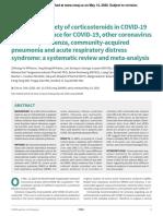 efficacy KS in COVID19