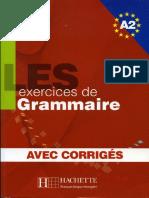 LES Exercices de Grammaire A2-1.pdf