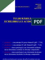 9. Echilibrul acido-bazic