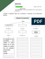 Guía de lectura texto La argumentación en la enunciación TAREA