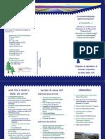 HEP Brochure Spanish Version