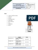 GISSO-04-PTS-0002-04 PROCEDIMIENTO PARA LABORES DE CANALIZACION