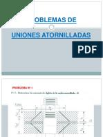 2.1 Uniones Atornilladas Problemas.pdf