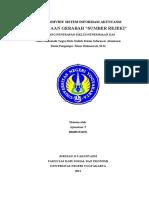 sistem informasi akuntansi perusahaan gerabah