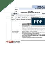9 - FORMULACIÓN Y EVALUACIÓN DE PROYECTOS - TIPO A