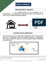 GUÍA DE ACONDICIONAMIENTO AMBIENTAL PDF