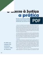 O acesso à Justiça na prática (Dialógico 26)