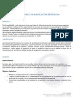 basico de produccion petrolera
