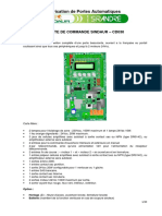 Electronique - programmation