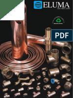 Catálogo Eluma -Técnico 2005 - Tubos e conexões de cobre