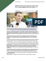 Ricardo Felício farsa do Aquecimento Global
